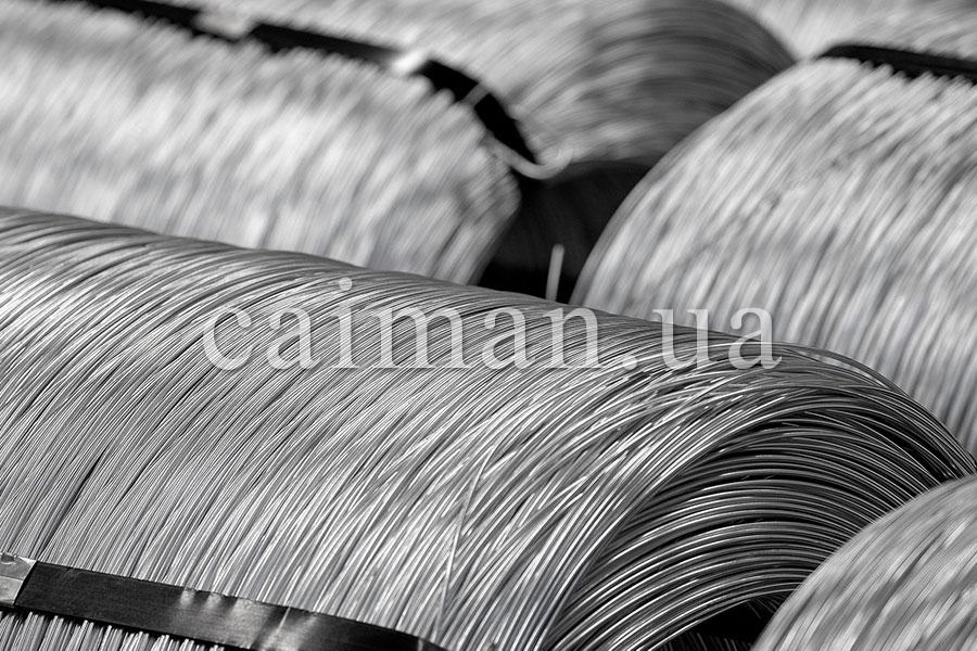 Galvanized wire EN 50189