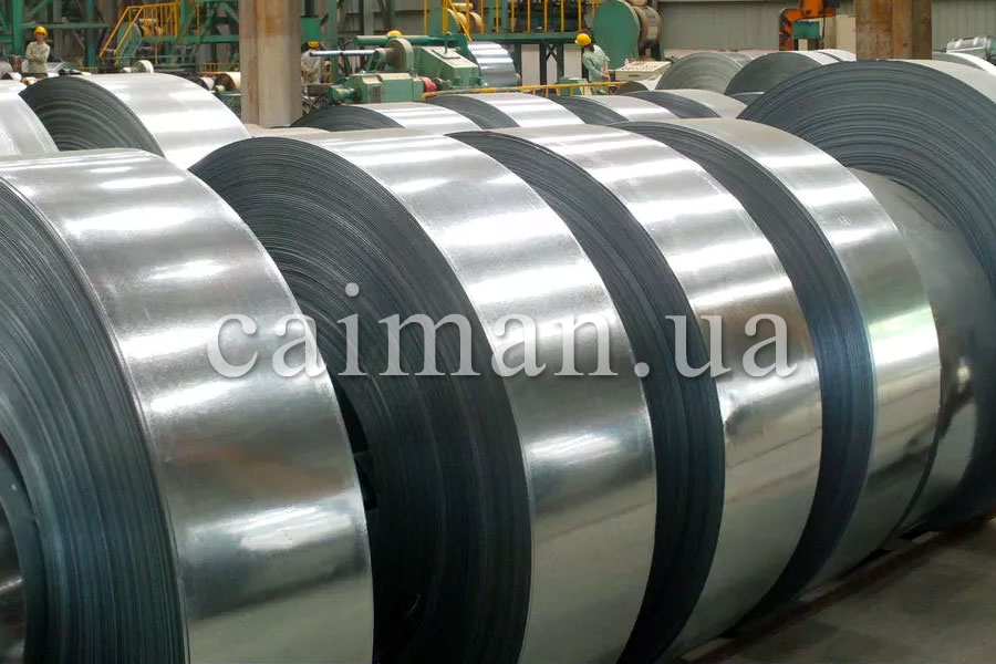 Galvanized steel EN 10346