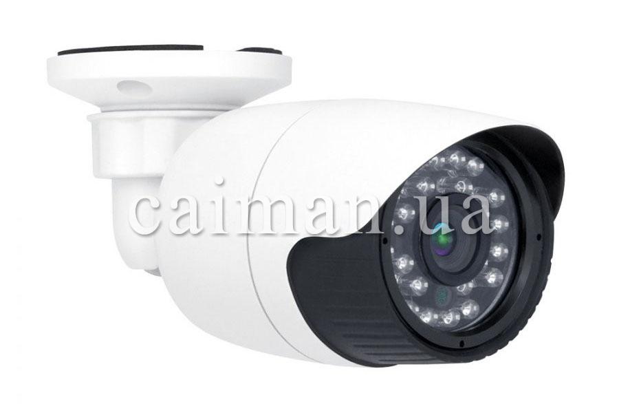 AHD-Technologie der Videoüberwachung in Kiew