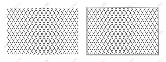 Схема колюче-режущего