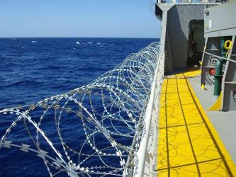Egoza – protection against pirates