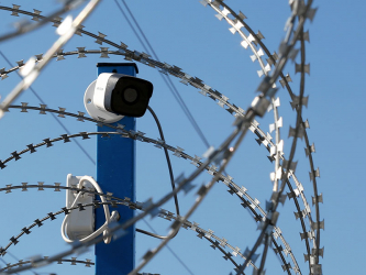 Engineering barriers and video surveillance