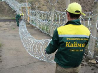 Installation de barrières Egoza