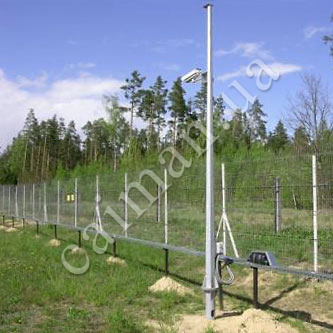 Caiman systems of perimeter protection