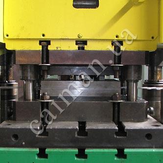 Штамповочное оборудование, работы по штамповке, штампы для колючей проволоки Егоза