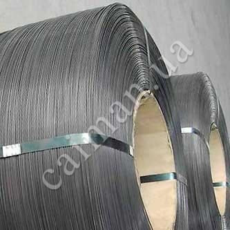 Materias primas para fabricación del alambre espinoso Egoza
