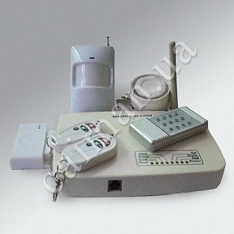 Системи охоронної сигналізації