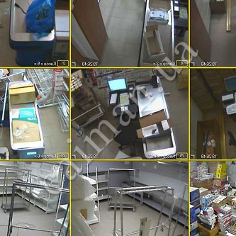 Caiman video surveillance system