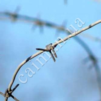 Barbed wire monobasic
