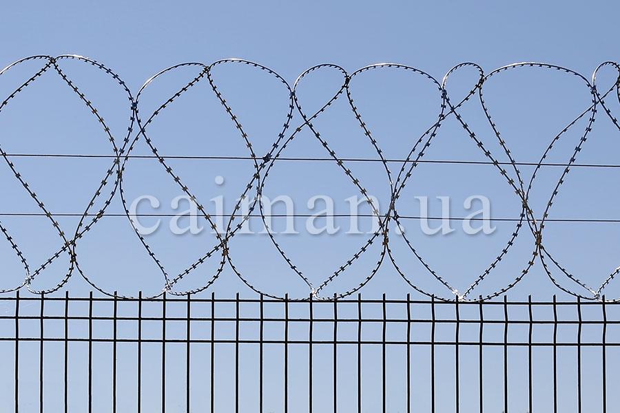 Спиральный барьер Концертина-700/5