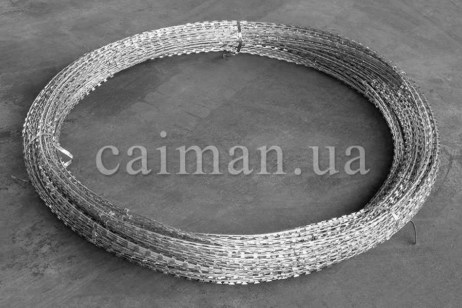 Спиральный барьер Егоза-Кайман 1500/9