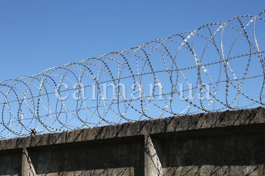 Спиральный барьер Егоза-Кайман 800/5