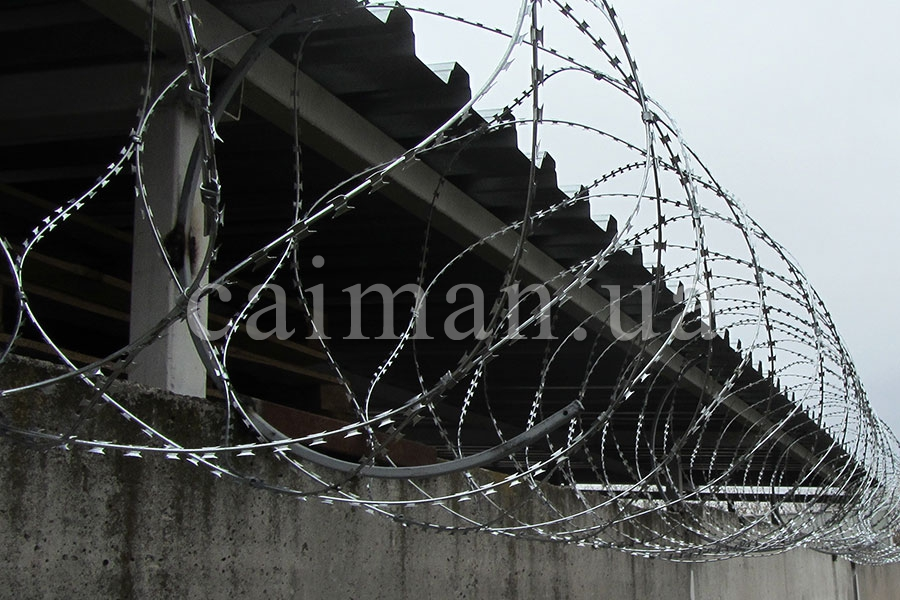 Спиральный барьер Егоза-Кайман 950/7