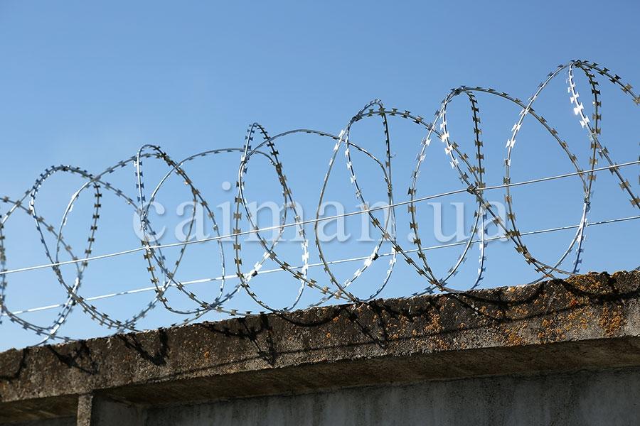 Спиральный барьер Егоза-Стандарт 450/3
