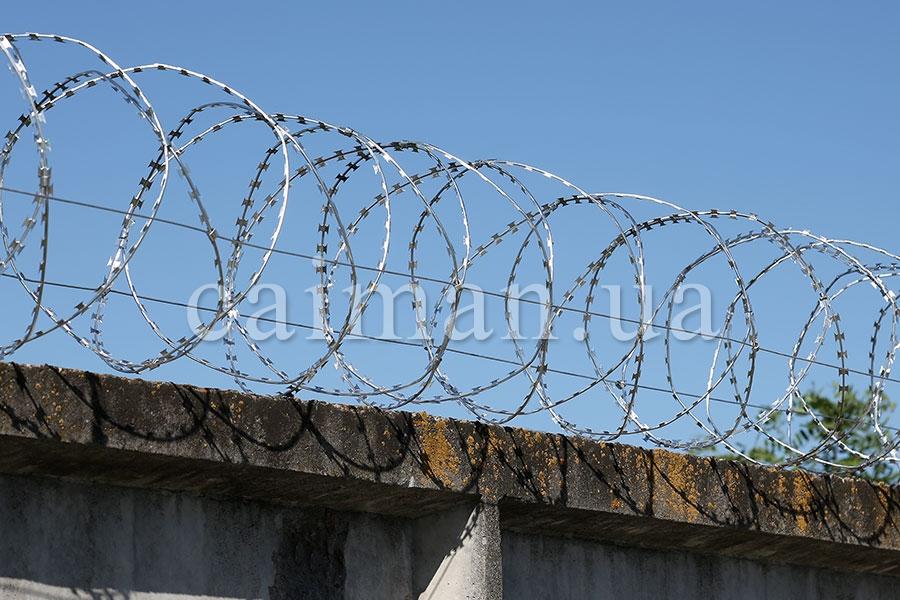 Спиральный барьер Егоза-Стандарт 500/3