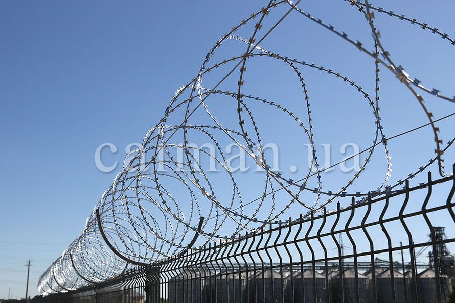 Спиральный барьер Егоза-Стандарт 700/5