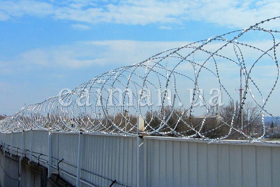 Спиральный барьер Егоза-Стандарт 900/7