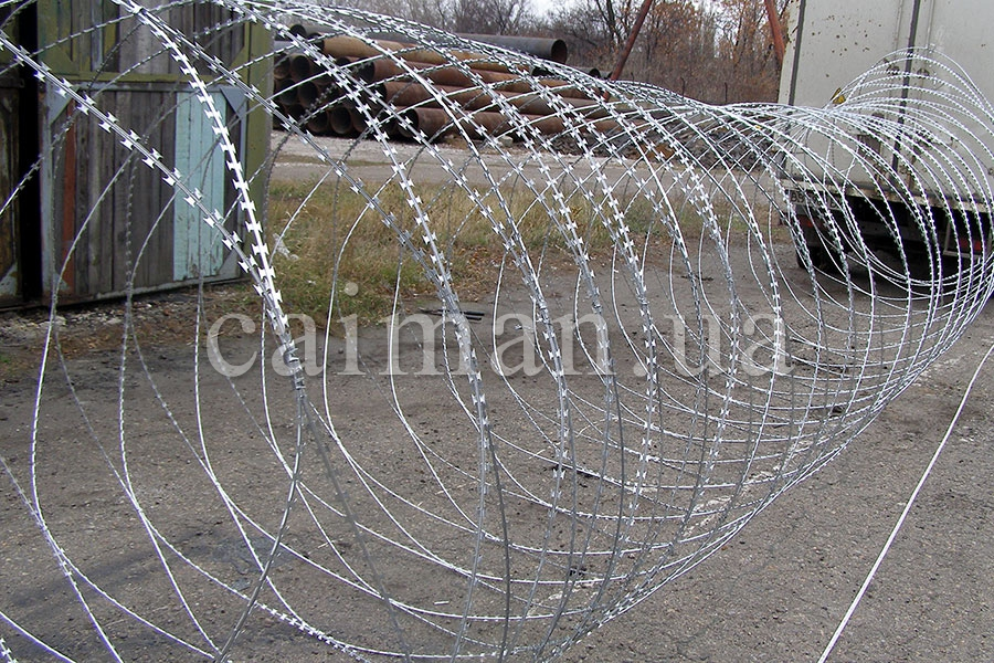 Спиральный барьер Егоза-Супер 1700/11