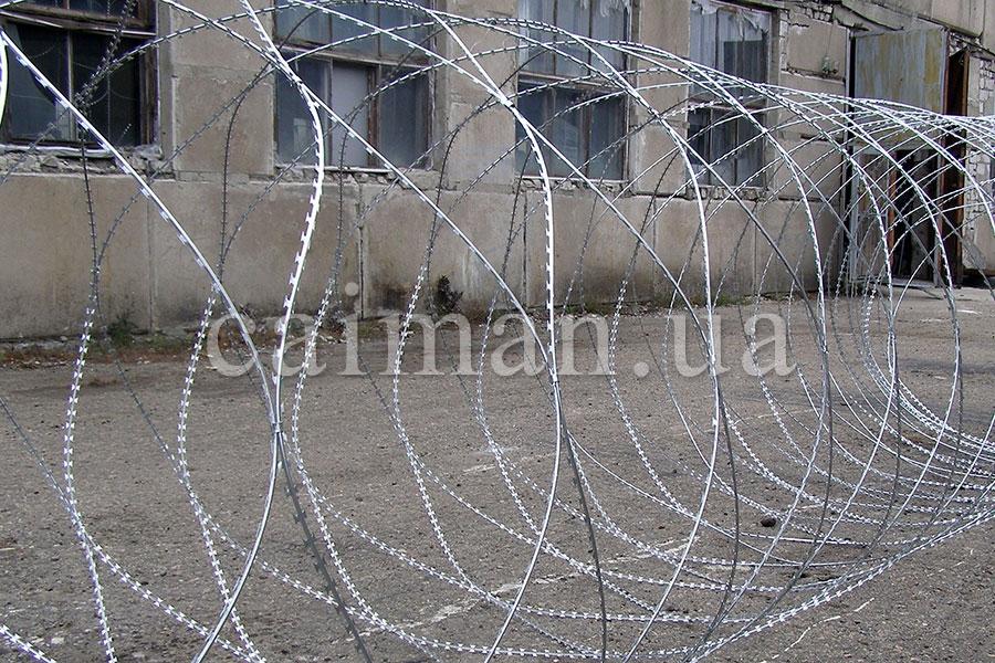 Спиральный барьер Егоза-Супер 2000/11