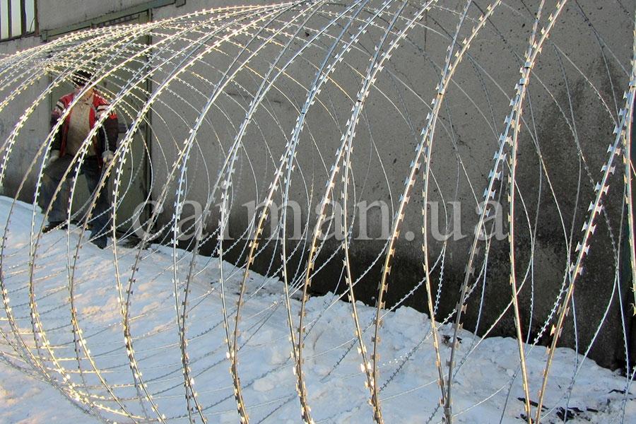 Спиральный барьер Егоза-Супер 2000/13