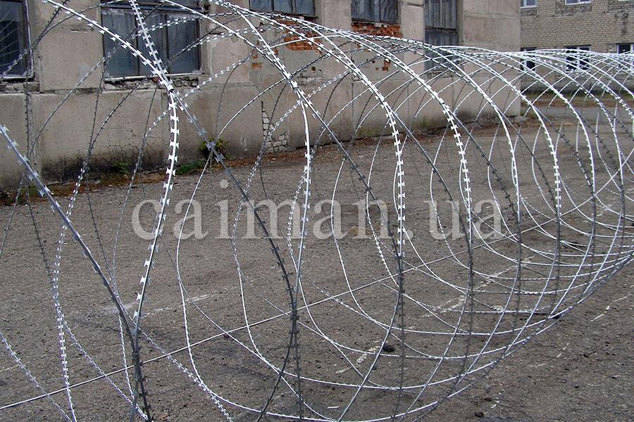 Спиральный барьер Егоза-Супер 2000/9