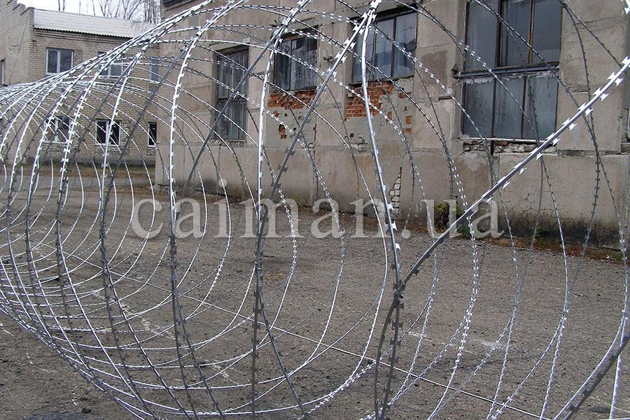 Спиральный барьер Егоза-Супер 2400/11