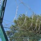 Плоский барьер безопасности Егоза