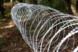 Спиральный барьер Егоза-Аллигатор 1100/7 фото