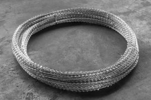 Бухта спирального барьера Егоза-Аллигатор 1100/7