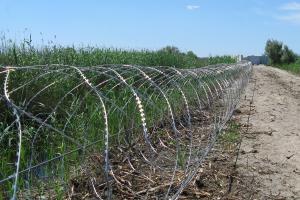 Спиральный барьер Егоза-Аллигатор 1250/7 фото
