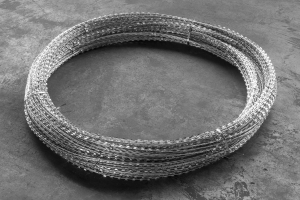 Бухта спирального барьера Егоза-Аллигатор 1250/7