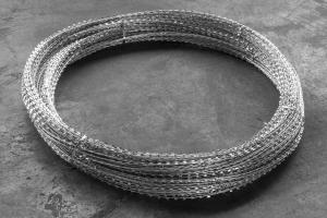 Бухта спирального барьера Егоза-Аллигатор 1250/9