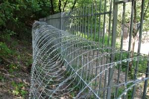 Спиральный барьер Егоза-Аллигатор 1350/7 фото
