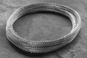 Бухта спирального барьера Егоза-Аллигатор 1350/7