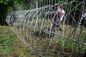 Спиральный барьер Егоза-Аллигатор 1500/7 фото
