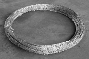 Бухта спирального барьера Егоза-Аллигатор 1500/7