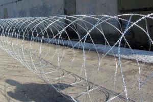 Спиральный барьер Егоза-Аллигатор 1500/9 фото