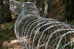 Спиральный барьер Егоза-Аллигатор 950/7 фото