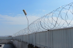 Спиральный барьер Егоза-Кайман 900/5 фото
