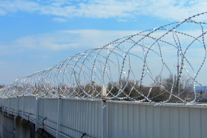 Спиральный барьер Егоза-Стандарт 900/7 фото