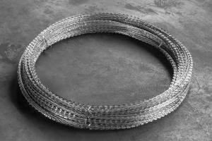 Бухта спирального барьера Егоза-Супер 1500/9